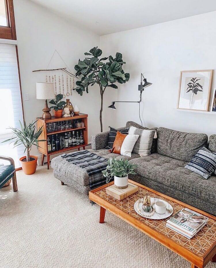 Bohemian Interior Design (25)