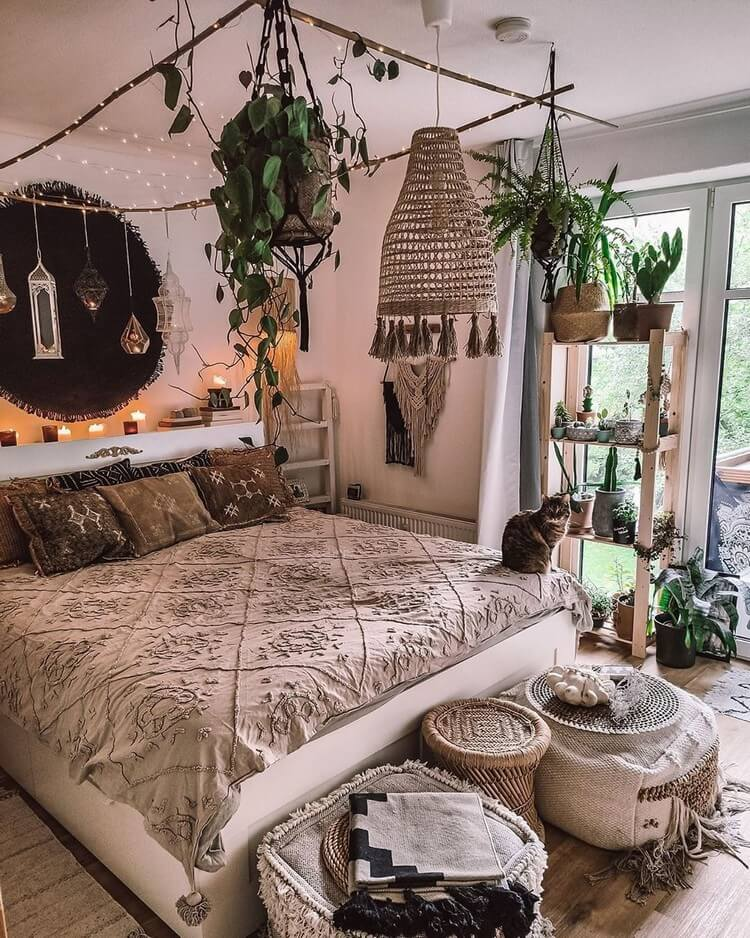 Bohemian Interior Design (3)