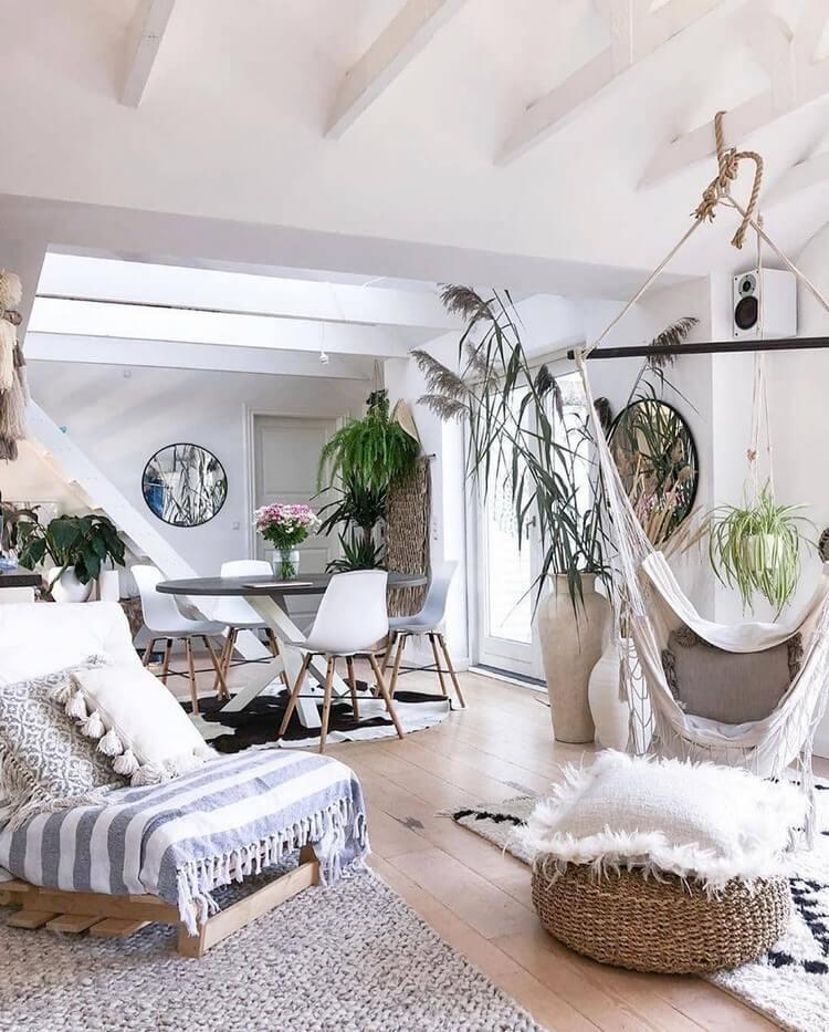 Bohemian Interior Design (33)