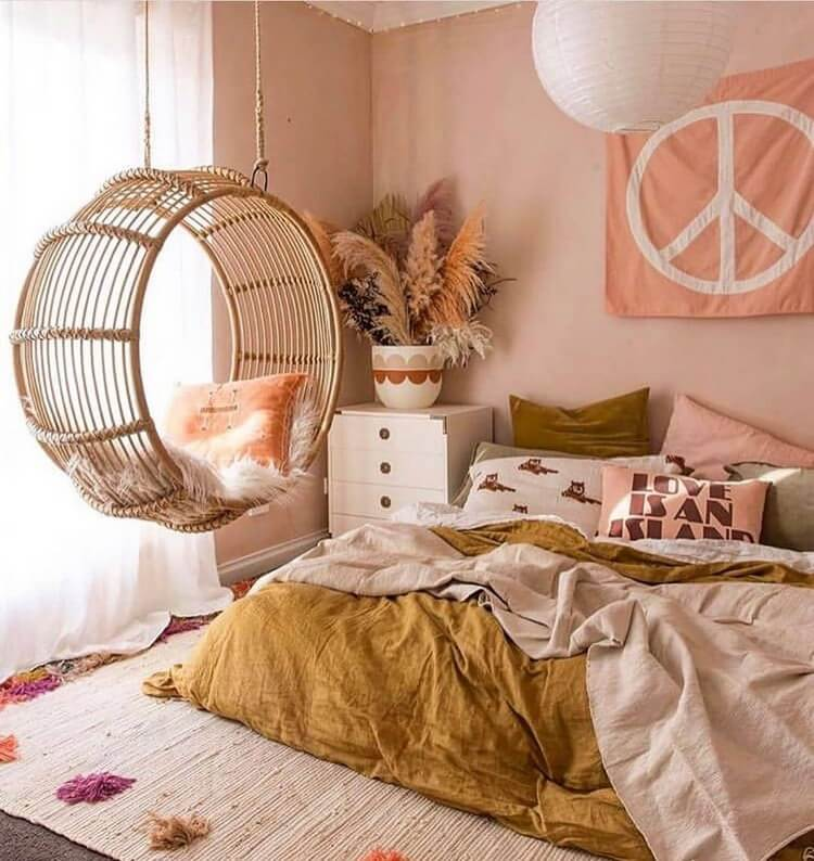 Bohemian Interior Design (36)