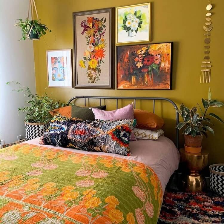 Bohemian Interior Design (5)