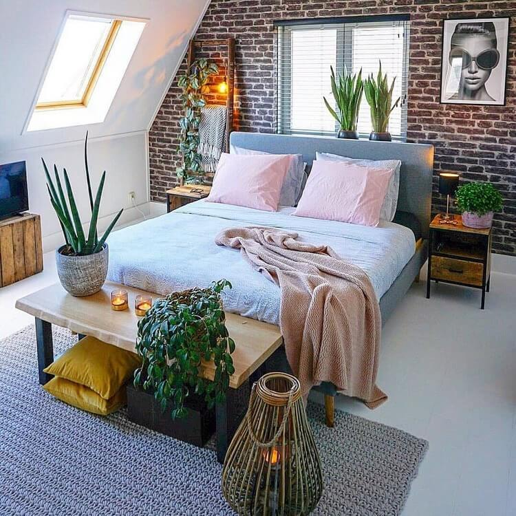 Bohemian Bedroom Decor (1)