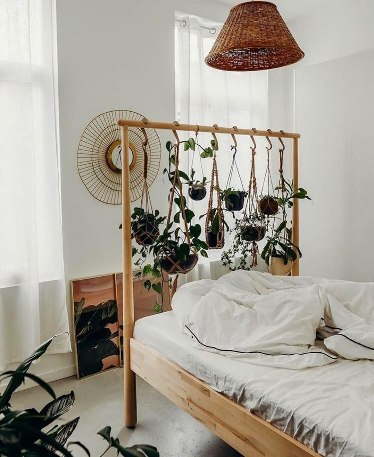 Bohemian Bedroom Decor (36)