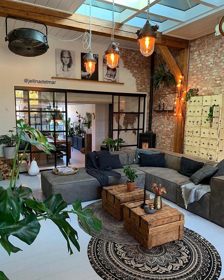 Bohemian Bedroom Decor Design (10)