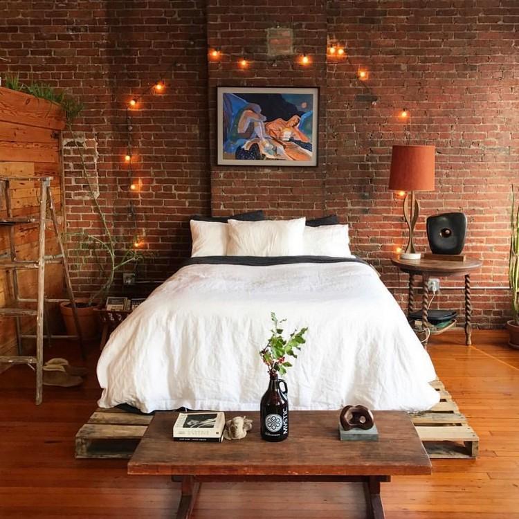 Bohemian Bedroom Decorating (11)