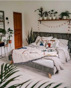 25+ Outstanding Bohemian Bedroom Decorating Ideas