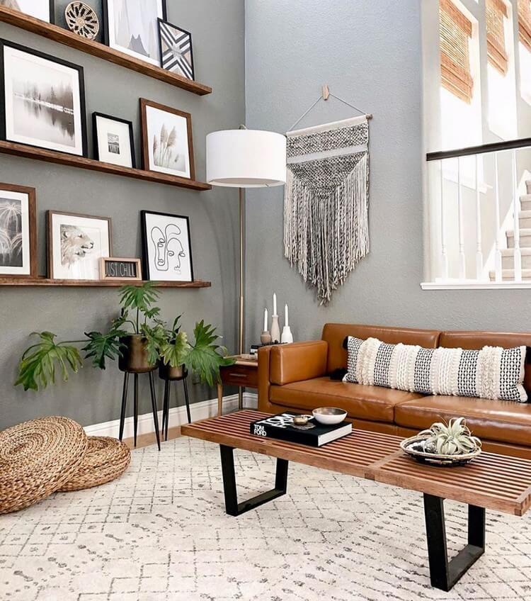 Bohemian Home Interior Decor (10)