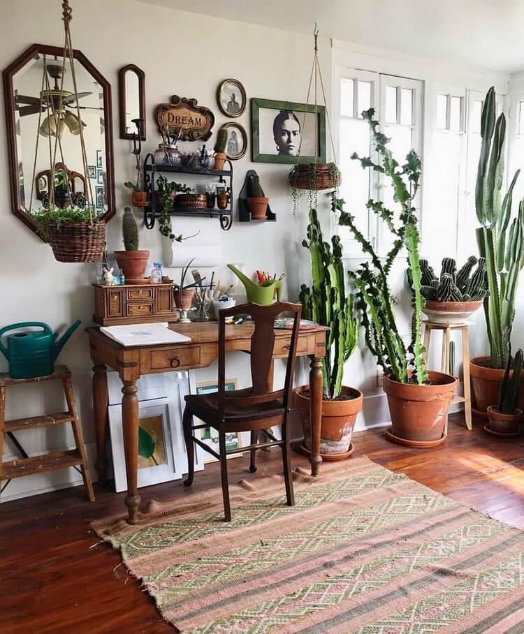 Bohemian Home Interior Decor (16)