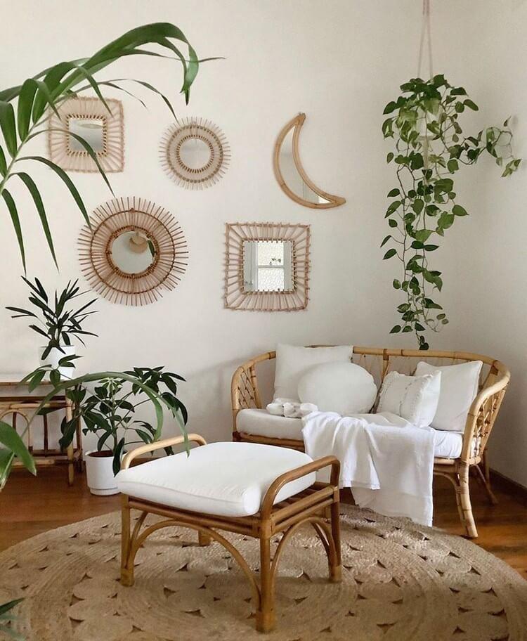 Bohemian Home Interior Decor (17)