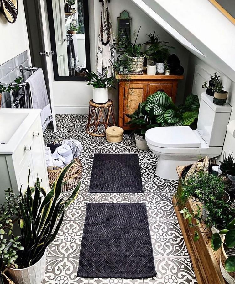 Bohemian Home Interior Decor (19)