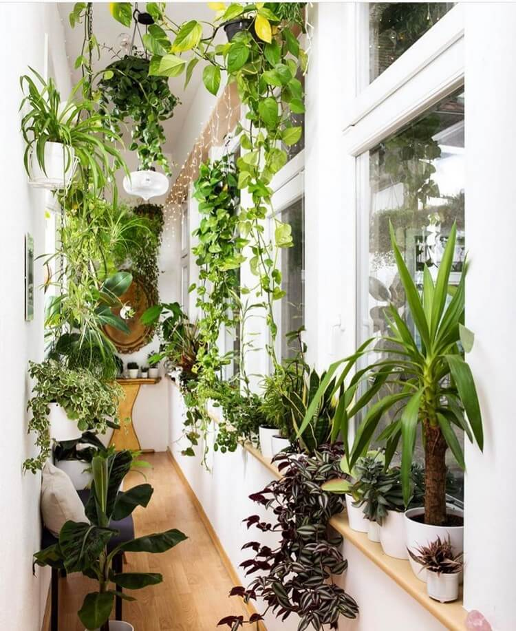 Bohemian Home Interior Decor (27)