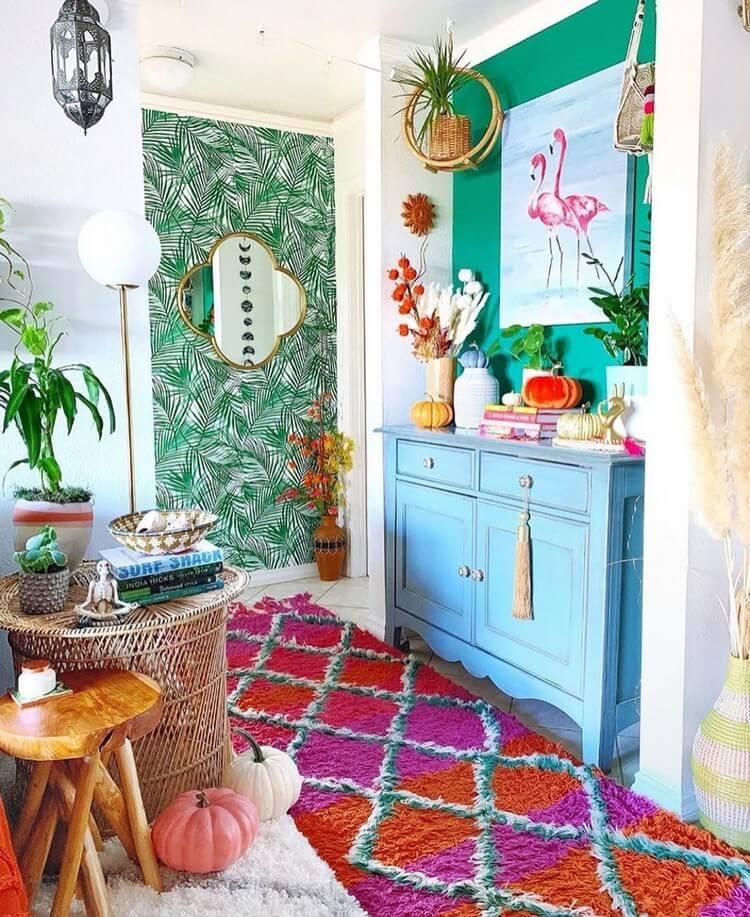 Bohemian Home Interior Decor (5)
