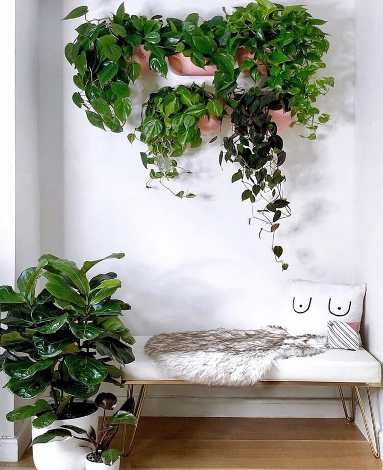 Bohemian Home Interior Decor (9)