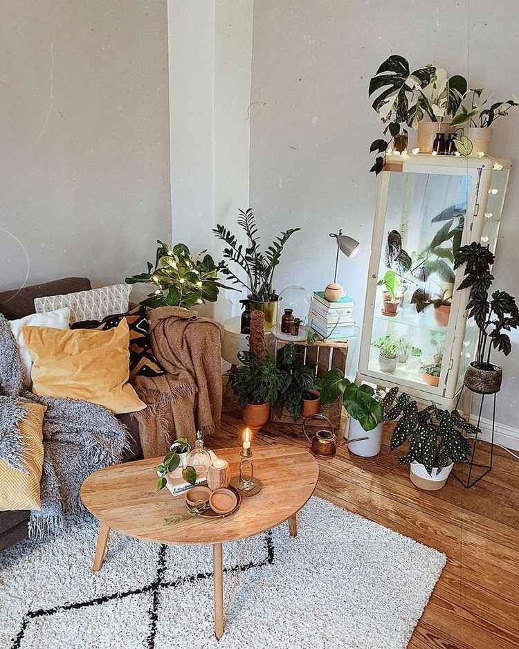 Bohemian Home Interior Design (9)