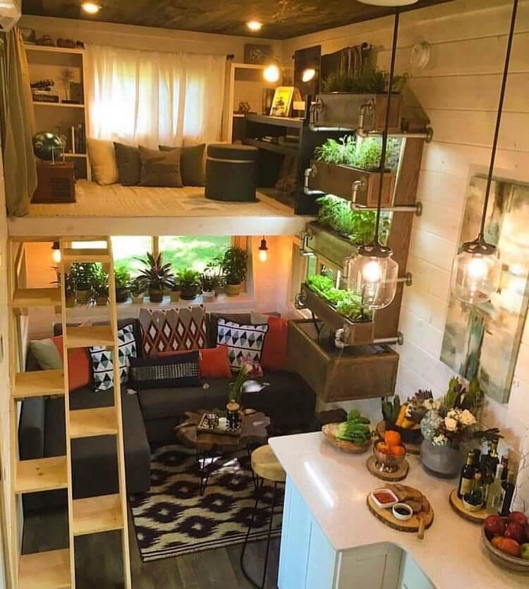 Bohemian Interior Design (11)