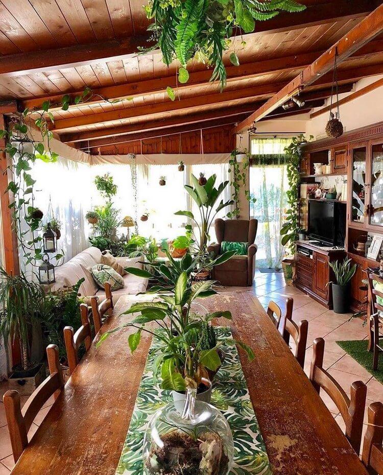 Bohemian Interior Design (15)