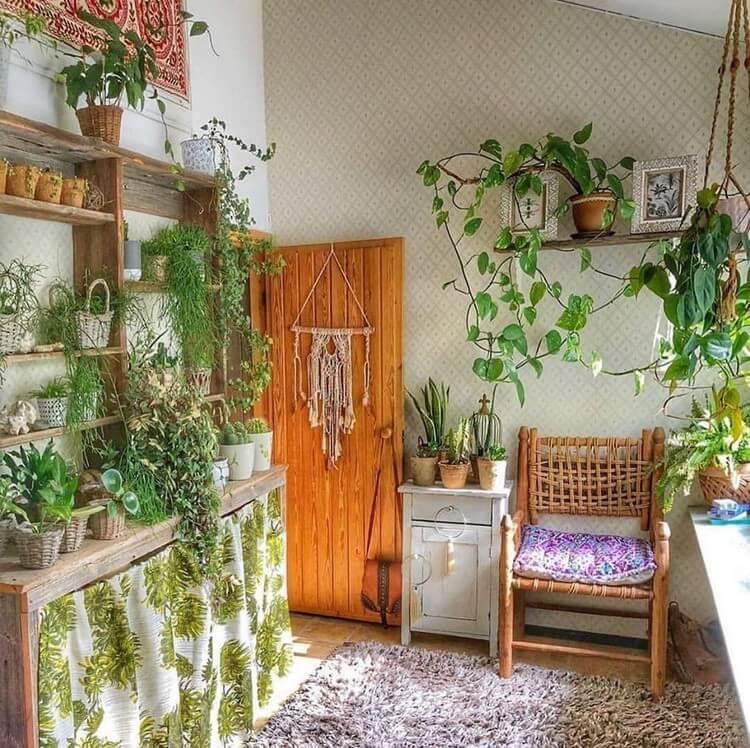 Bohemian Interior Design (19)