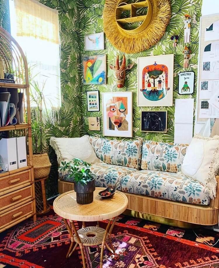 Bohemian Interior Design (32)