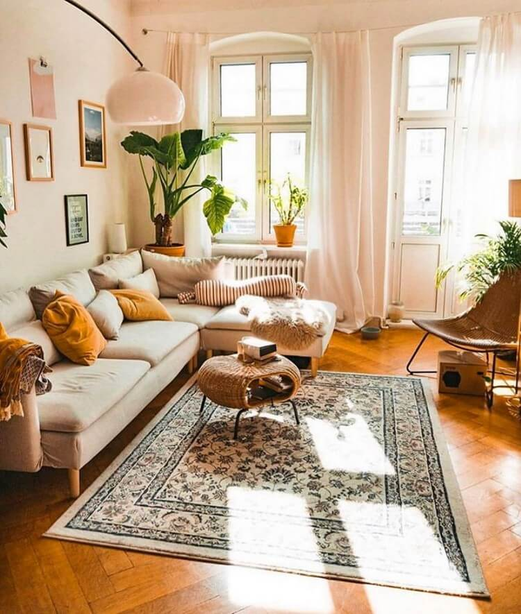 Bohemian Interior Design (42)