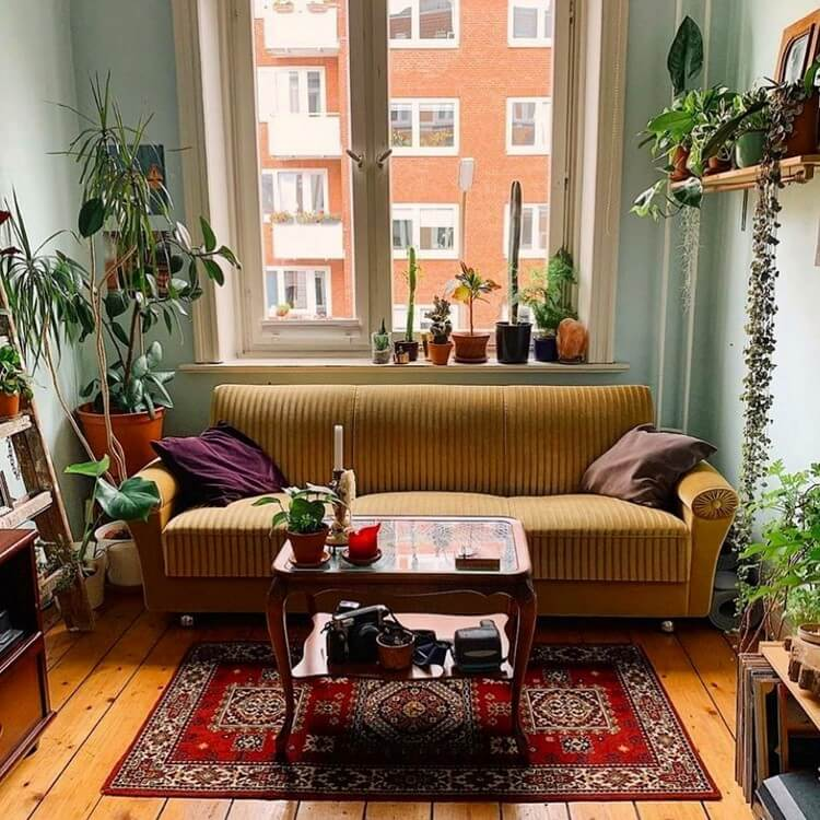 Bohemian Interior Design (43)