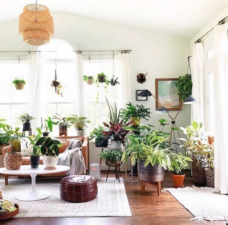 Bohemian Interior Design (45)