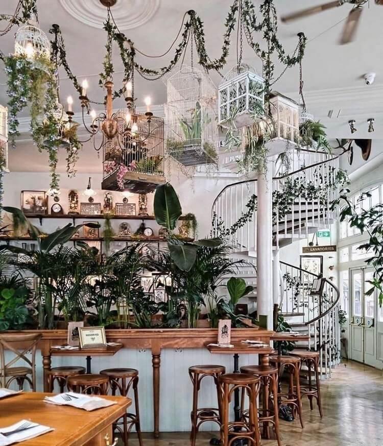 Bohemian Interior Design (46)