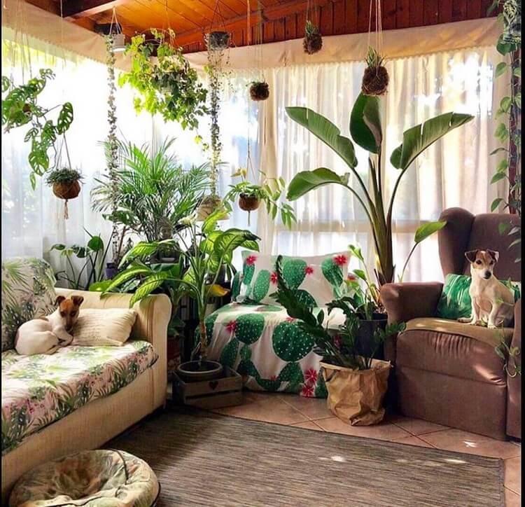 Bohemian Interior Design (6)