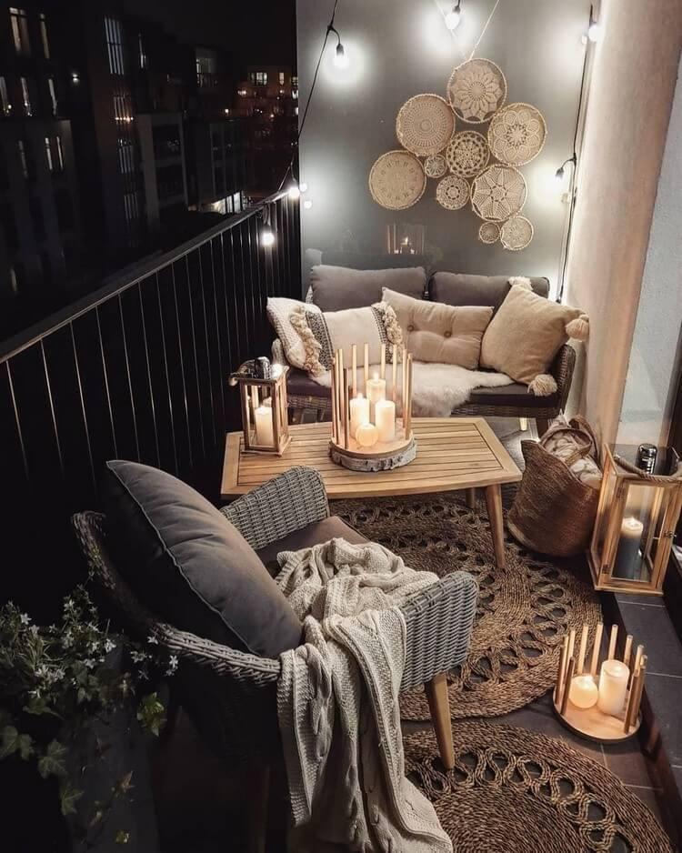 Bohemian Interior Design (7)