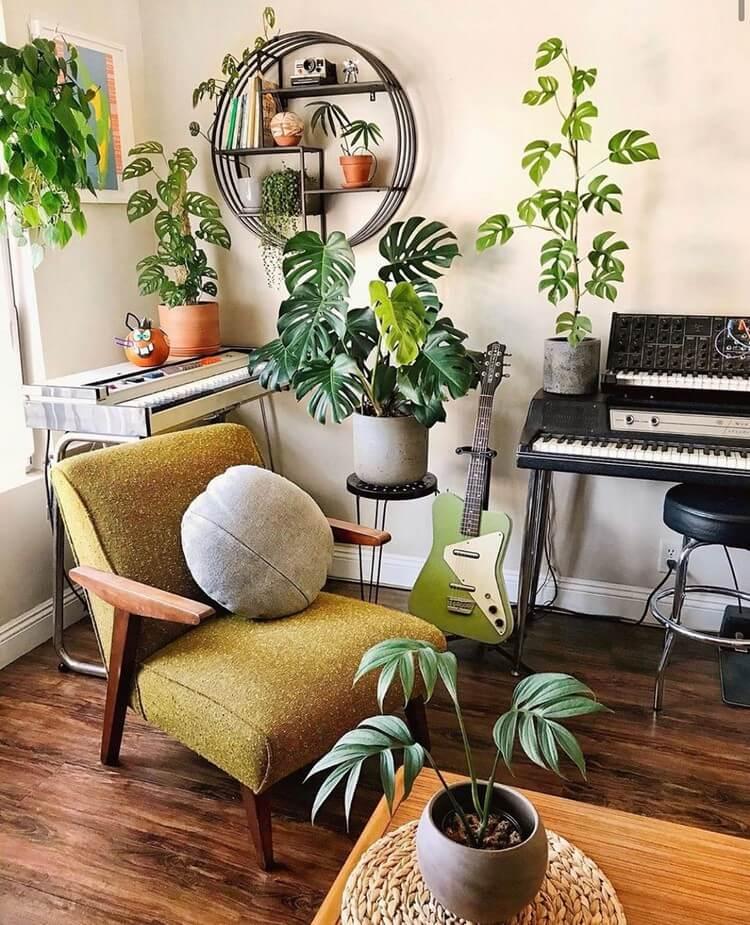 Bohemian Interior Design (9)