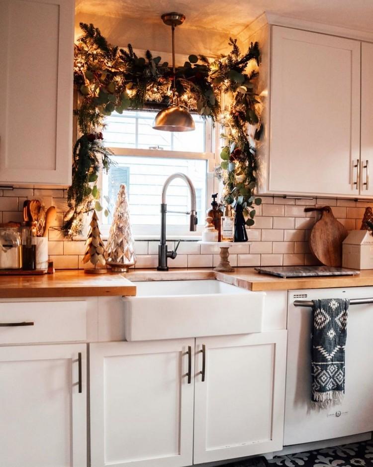 Bohemian Kitchen Decor (10)