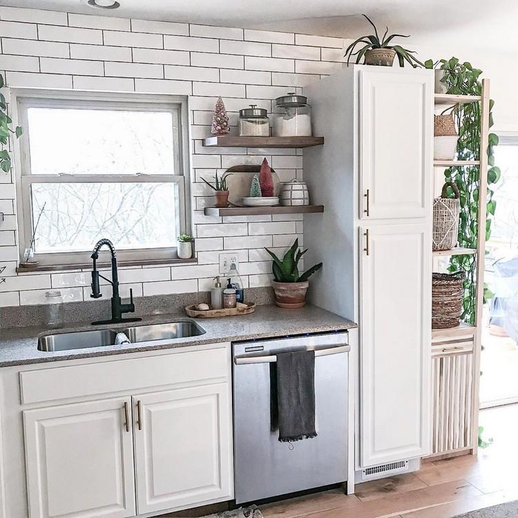 Bohemian Kitchen Decor (13)