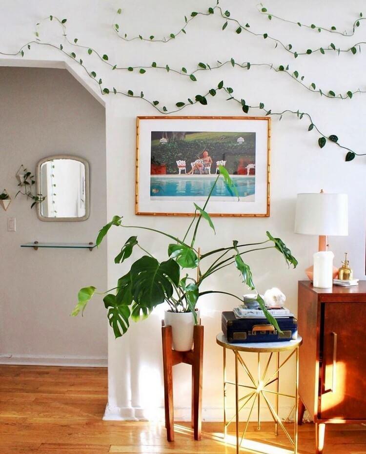 Bohemian Style Home Interior Decor (16)
