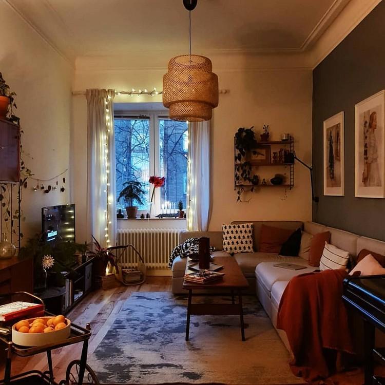 Bohemian Style Home Interior Decor (18)