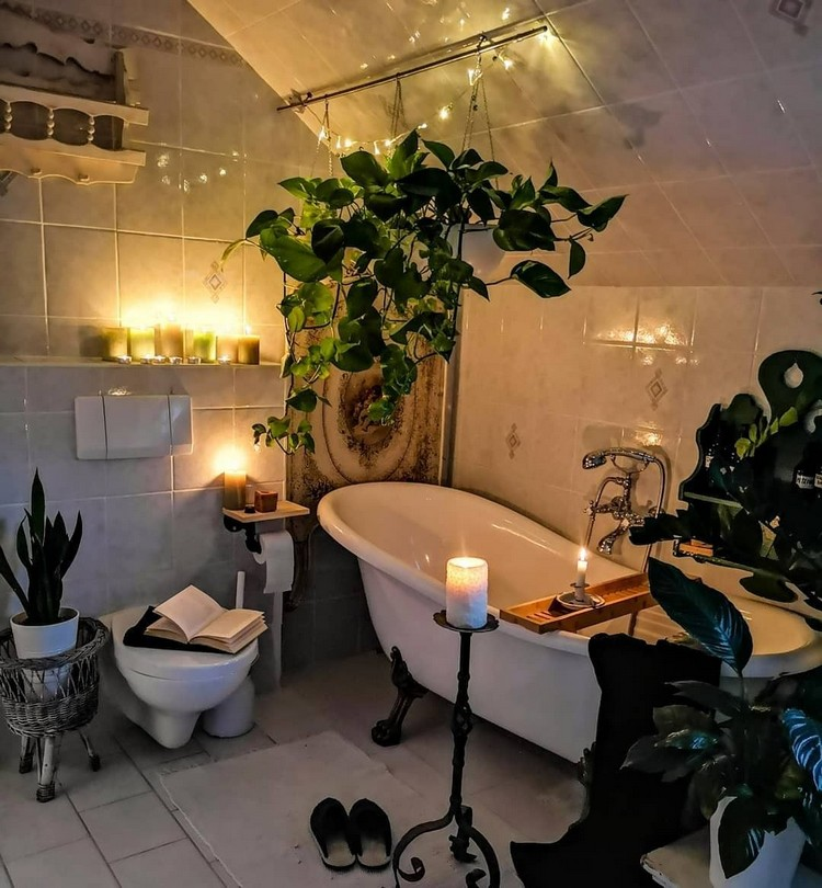 Modern Style Bohemian Interior Design (7)