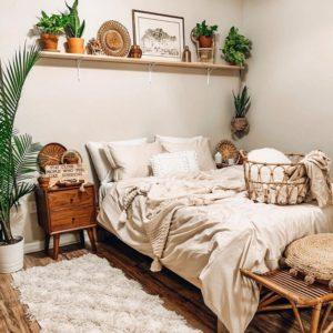 35+ Bohemian Style Beautiful Bedroom Designs