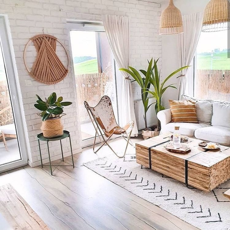 Creative Bohemian Home Decor Design (13)