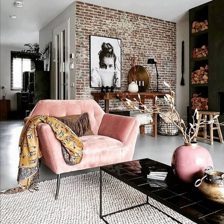 Creative Bohemian Home Decor Design (28)