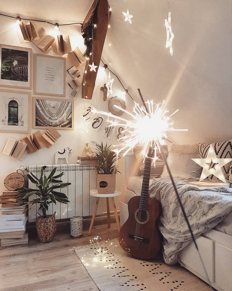 Creative Bohemian Home Decor Design (43)