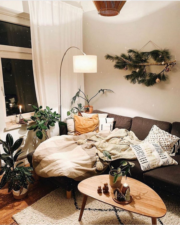 Creative Bohemian Home Decor Design (9)