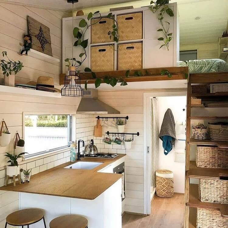 Fantastic Bohemian Interior Decor Design (32)