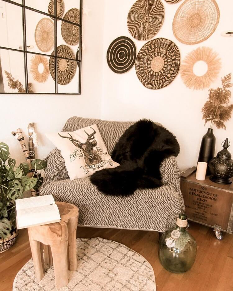 Fantastic Bohemian Interior Decor Design (33)