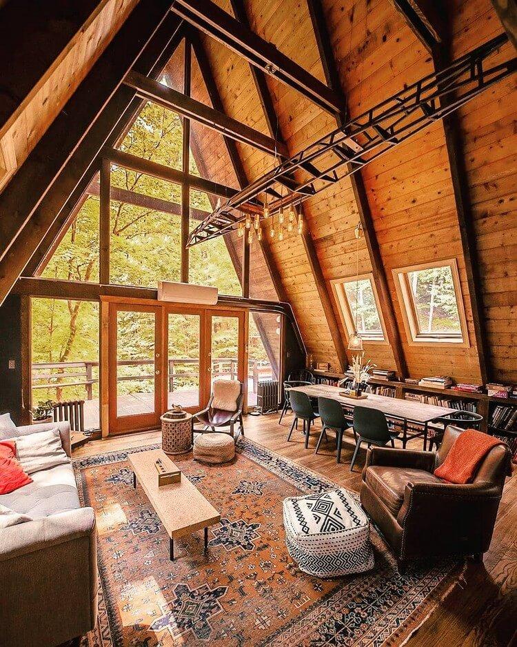 Fantastic Bohemian Interior Decor Design (35)
