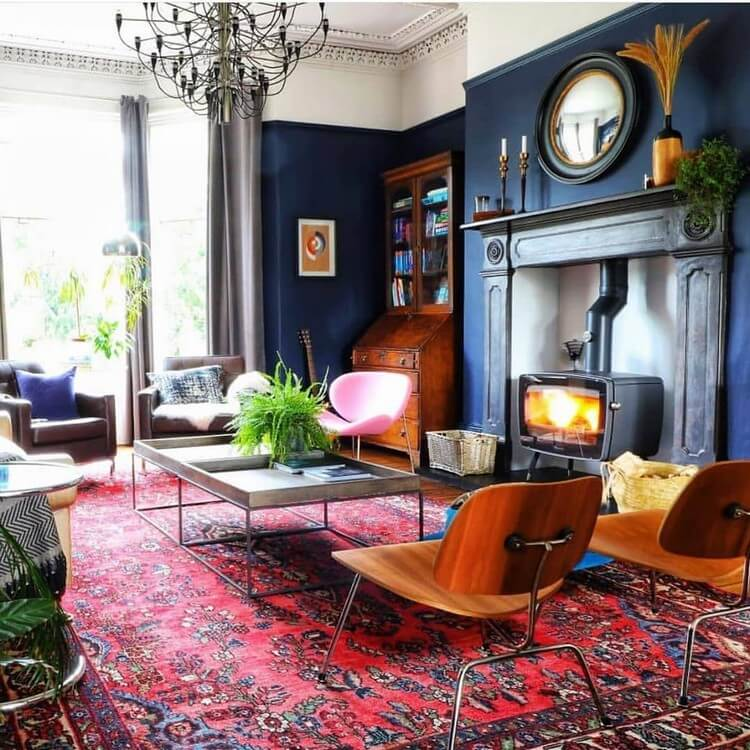 Fantastic Bohemian Interior Decor Design (8)