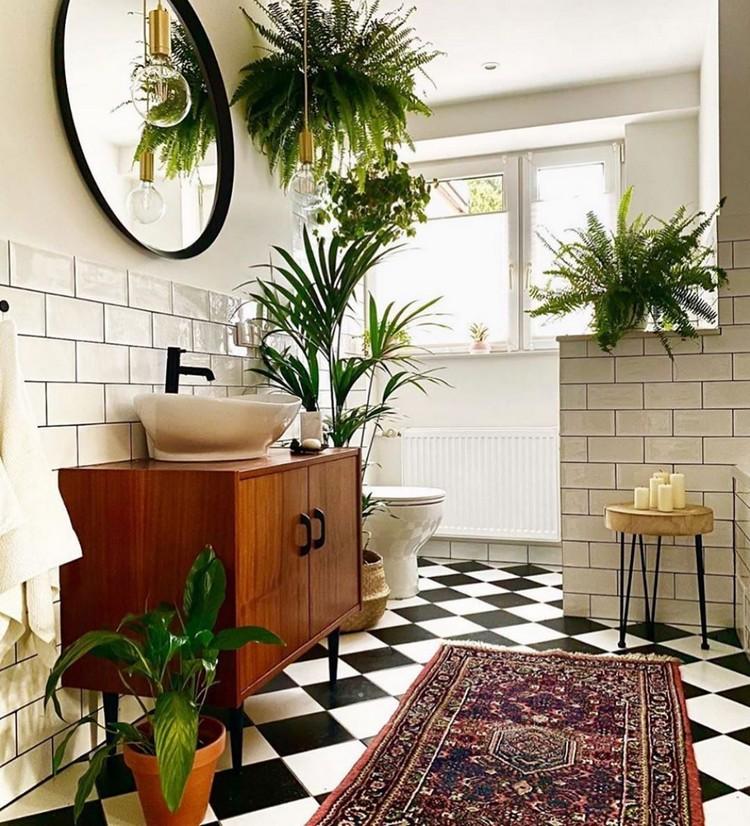 Attractive Bohemian Home Interior Design (12)