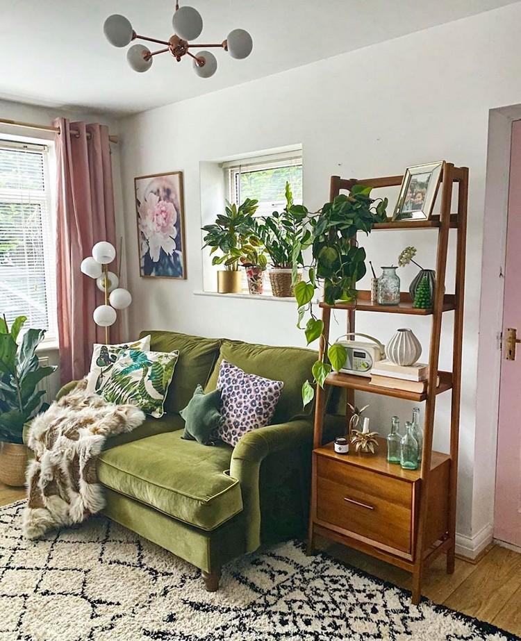 Attractive Bohemian Home Interior Design (15)