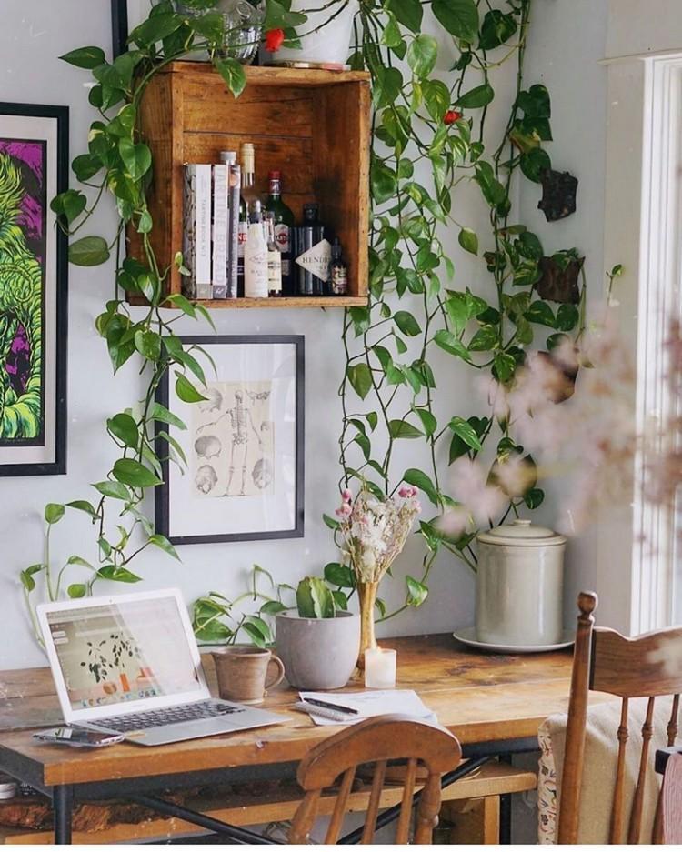 Attractive Bohemian Home Interior Design (17)