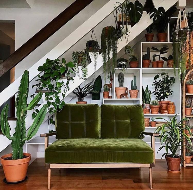Attractive Bohemian Home Interior Design (18)