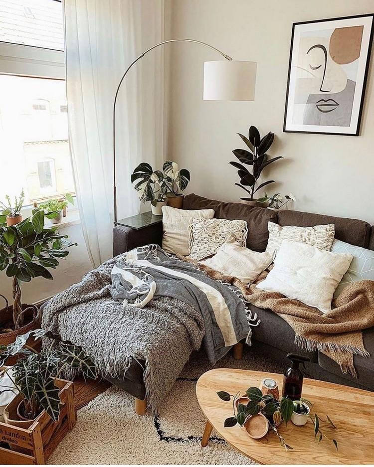 Attractive Bohemian Home Interior Design (31)