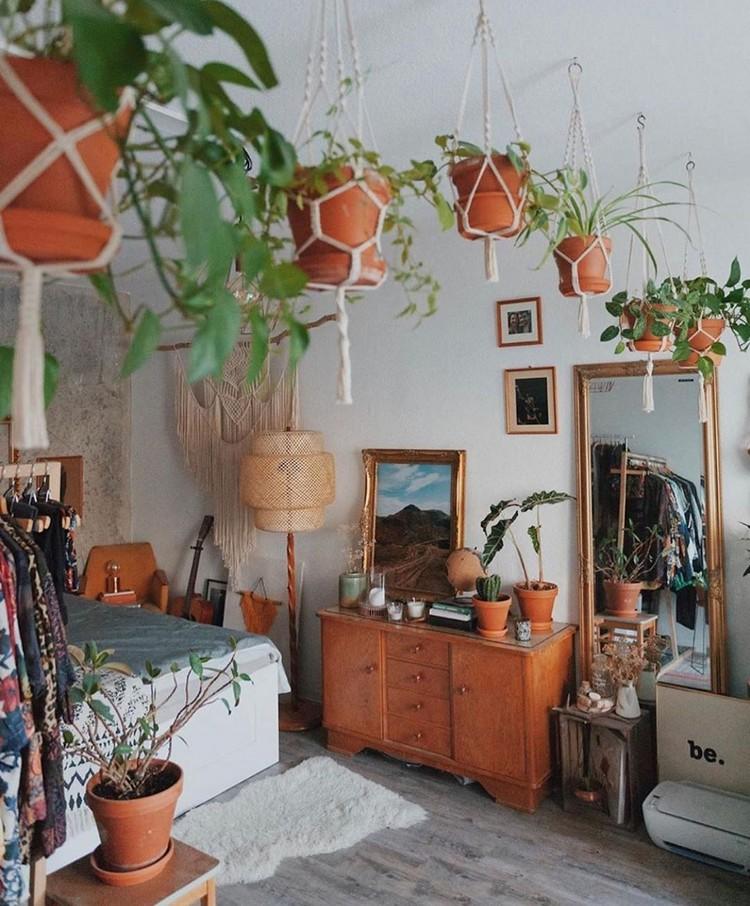 Attractive Bohemian Home Interior Design (4)