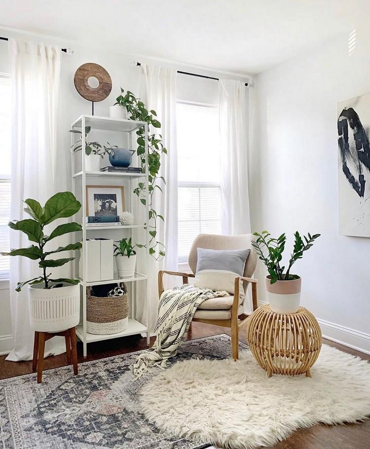 Attractive Bohemian Home Interior Design (6)